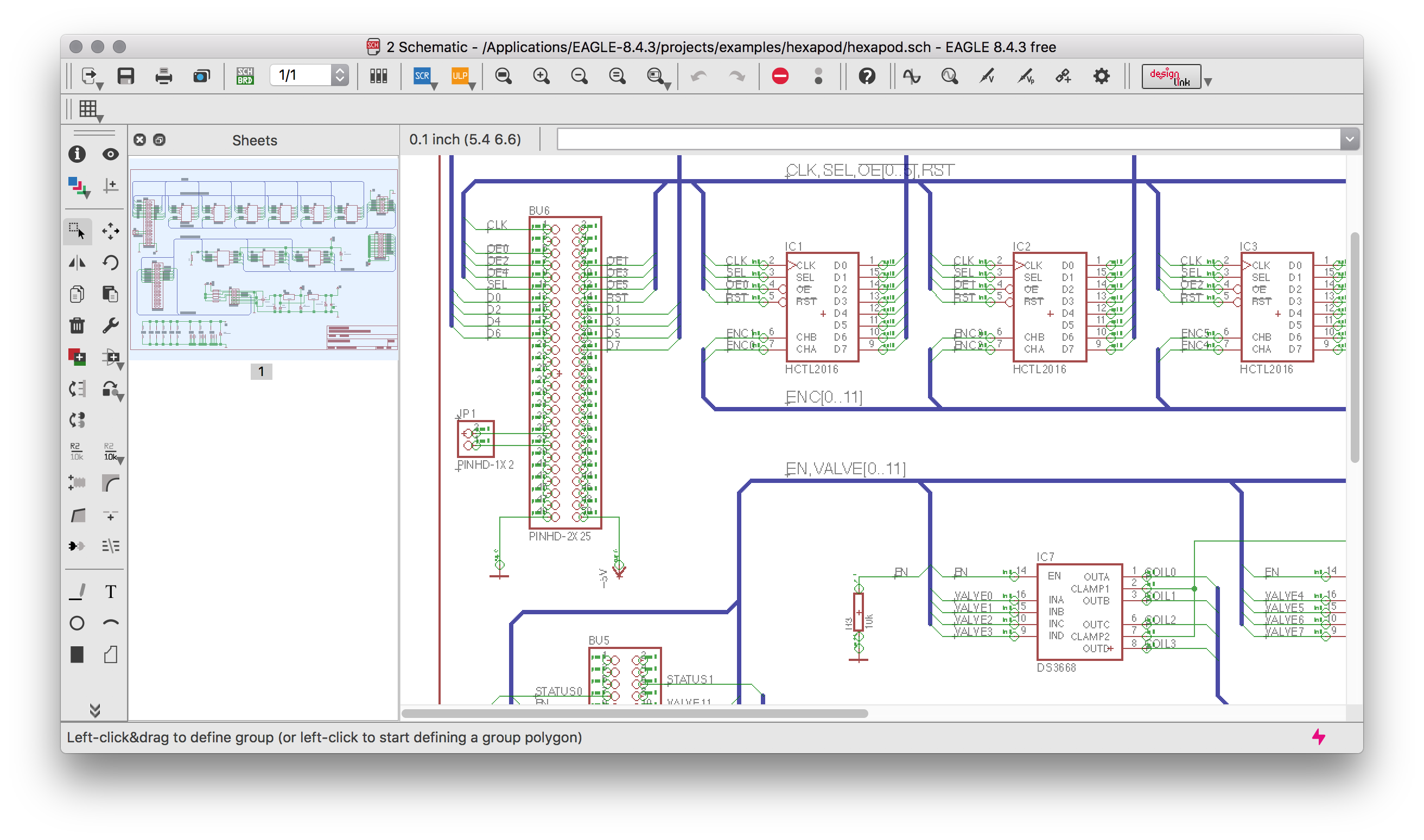 Wilderness Labs Developer Portal Schematic With Pcb Layout Design Capture Software Free And The Editor Looks Like Following