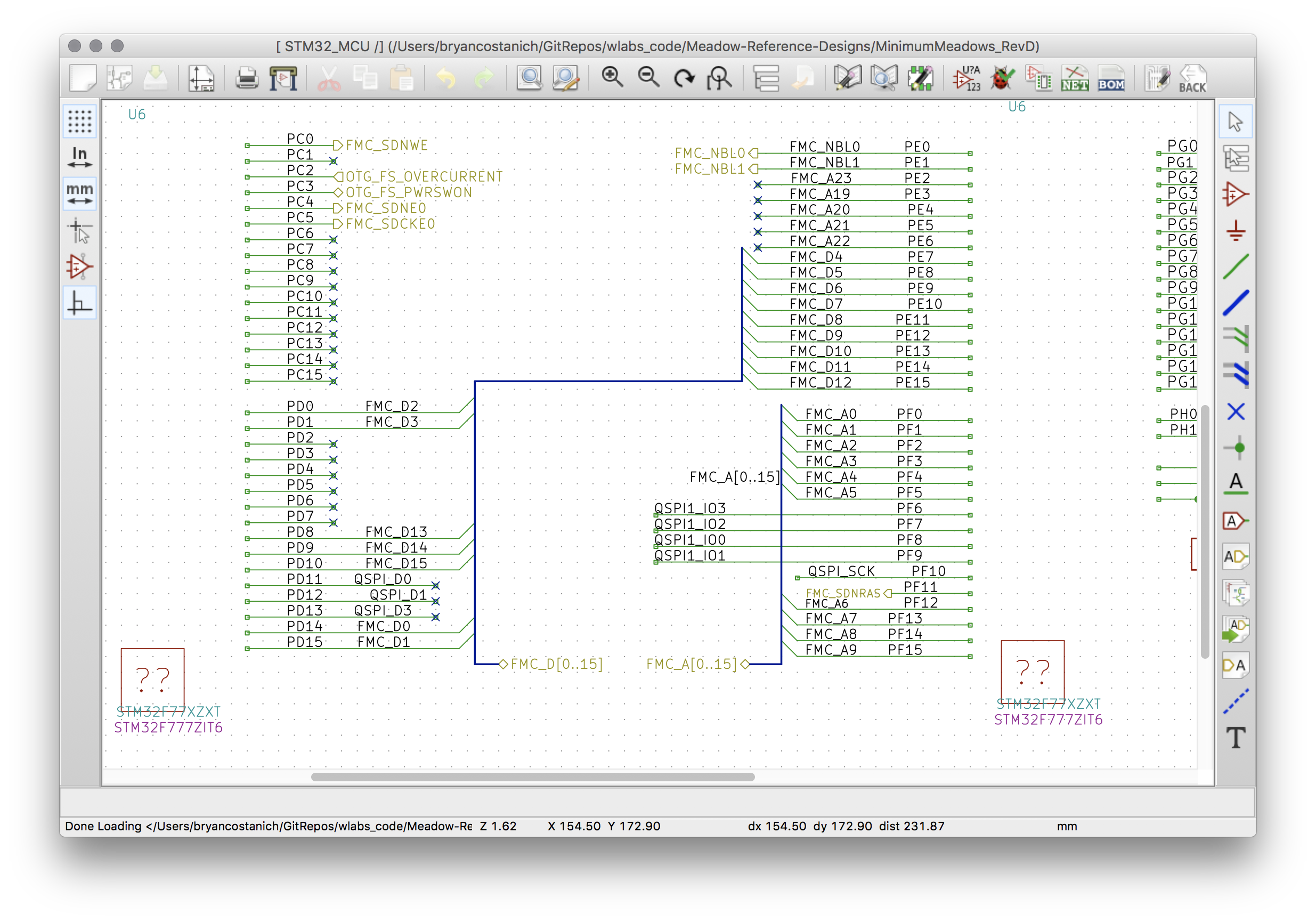 Wilderness Labs Developer Portal Electronic Circuits Software Circuit Calculator Pic Pcb And The Editor Looks Like Following